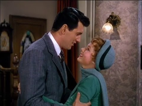 "Rock Hudson - By  Piper Laurie  -  ""Has Anybody Seen My Gal ? """
