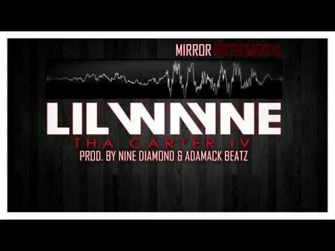 Mirror   Lil Wayne Ft  Bruno Mars Official Video Instrumental x Nine Diamond   YouTube