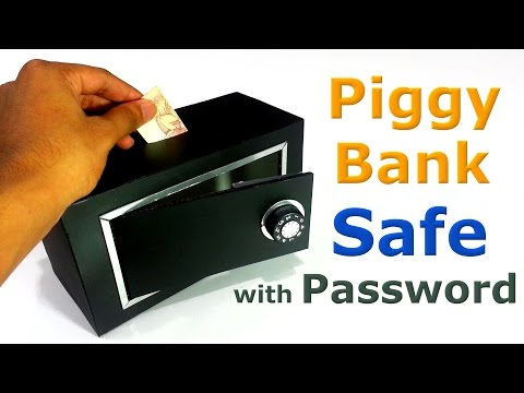 How to make Piggy Bank Safe