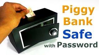 كيفية جعل البنك أصبع آمنة