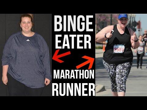 20 Year Binge Eater to Half Marathons! (Jules' AMAZING Weight Loss Story)