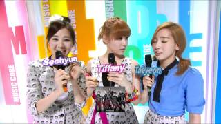 Opening, 오프닝, Music Core 20120310