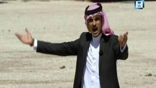 """بالفيديو.. """"أحرار الدار"""".. قصيدة ترحيب بملك الحزم في الأردن"""