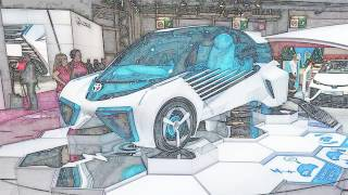 Toyota FCV Plus Concept 2015 Videos