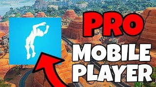 FAST MOBILE BUILDER on iOS / 110+ Wins / Fortnite Mobile + Tips & Tricks!