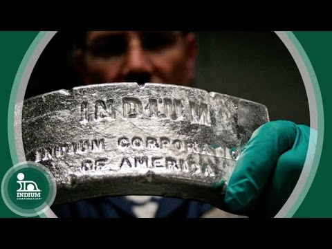 The 6 Alloy Families: Indium – Part I