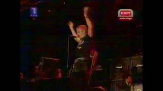 Billy Idol - Hot in the city  (live at Exit) 2006, Serbia, Novi Sad