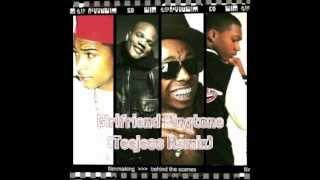 Khalil ft. Sean Garrett, Lil Wayne & Mishon / Girlfriend Ringtone (Remix)