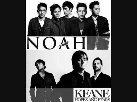 NOAH (PERIH) feat KEANE (EVERYBODY'S CHANGING) HQ
