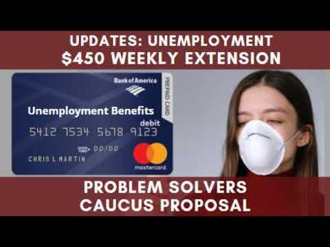 stimulus-–-$450-weekly-unemployment-–-problem-solvers-bill