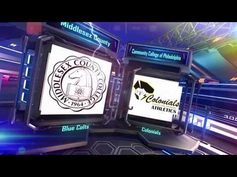 Middlesex County Basketball vs Community College of Philadelphia November 14, 2019