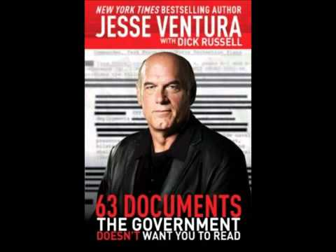 Jesse Ventura on Coast To Coast AM - April 11 2011 (Government Secrecy) - PT 3 of 6