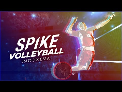 Game Untuk Para Pecinta VOLLY! Spike VolleyBall Indonesia #1