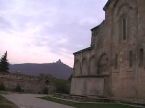 Temple Svetitskhoveli and monastery Djvari. Ver.II