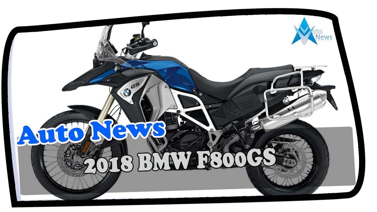 Must Watch 2018 Bmw F800gs Price Spec Youtube