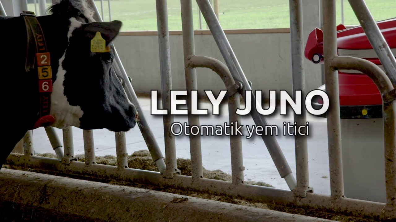 Lely Juno product video - TR