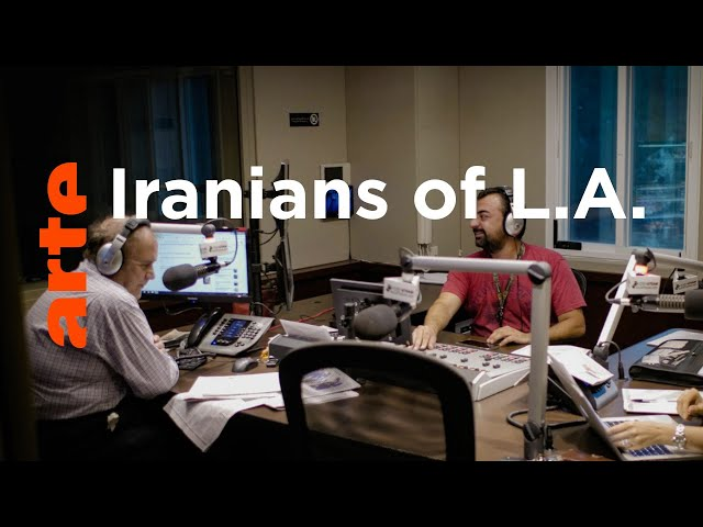 Iranians of Los Angeles I ARTE Documentary