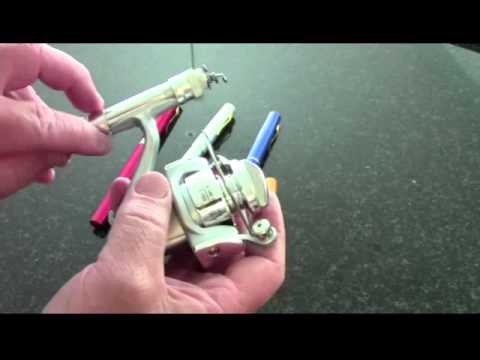Pen fishing rod overview tips and tricks youtube for Fishing tips and tricks