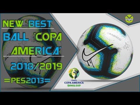 PES 2013 NEW BEST NIKE RABISCO 'COPA AMERICA' 2019  2018 / 2019 By DaViDBrAz
