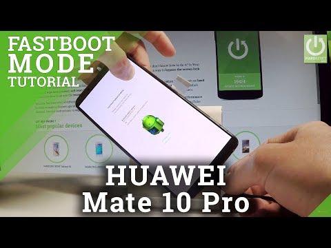 Fastboot Mode HUAWEI P20 Pro - HardReset info