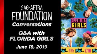 Q&A with FLORIDA GIRLS