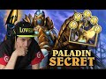 Hearthstone : Le Paladin secret