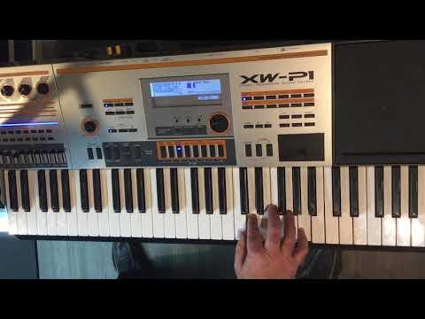 Blue Collar Man (Keyboard Part)