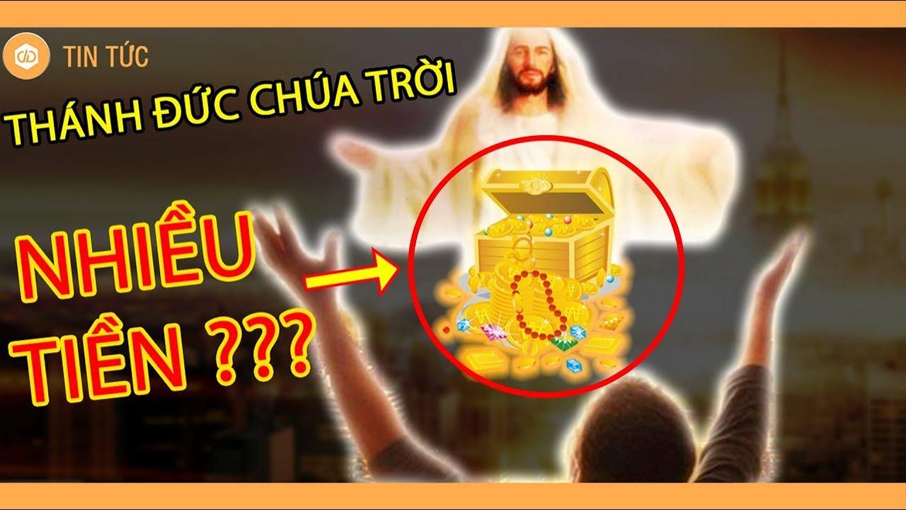 HỘI THÁNH ĐỨC CHÚA TRỜI: Chúa có rất nhiều tiền bạc và ban cho chúng ta cả thế gian - YouTube
