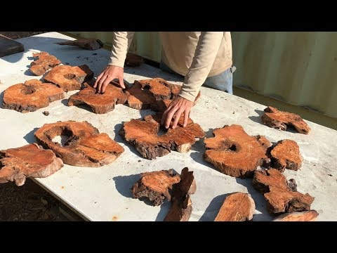 makin' wall art outta driftwood