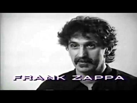 Frank Zappa - Interview The Cutting Edge - 1987 (French Subs)