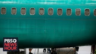Why Boeing's problem with the 737 MAX jet keeps getting worse