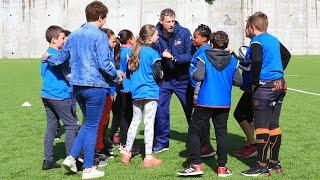 Conseiller Technique de Club : A l'École du rugby !