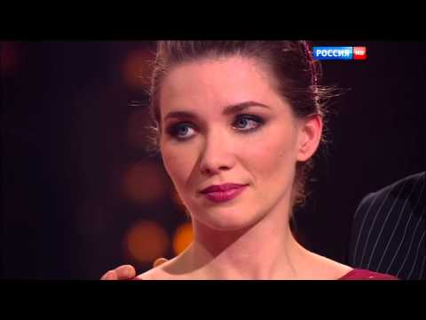 Танцы со звездами 2016 Анастасия Веденская и Андрей Карпов - Танго  (4й эфир)