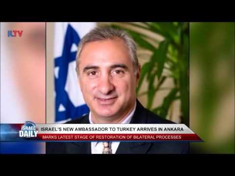 Your News From Israel - Dec. 01, 2016