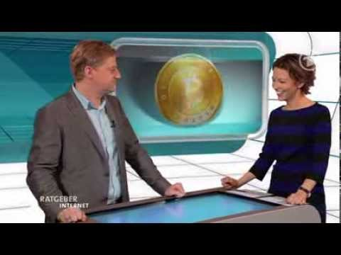 ARD Ratgeber Internet - Der BITCOIN - Siegeszug Einer Virtuellen Währung - 30.11.2013