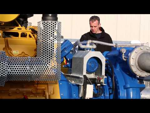 Pump for Offshore and Mining applications | BBA Pumps