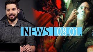 Alien: Blackout für Mobile, MMO-Shooter für PC - Neue Konsole der Project Cars-Entwickler - News
