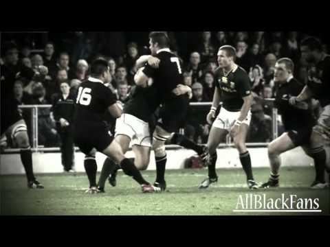 Richie McCaw - All Black Captain & Bloody Legend