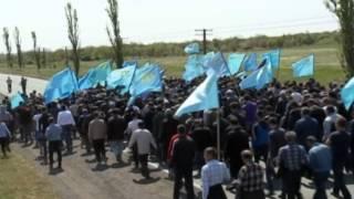 Crimean Tatars Disappearing: Kremlin-backed leader of Crimea brushes off missing Muslims