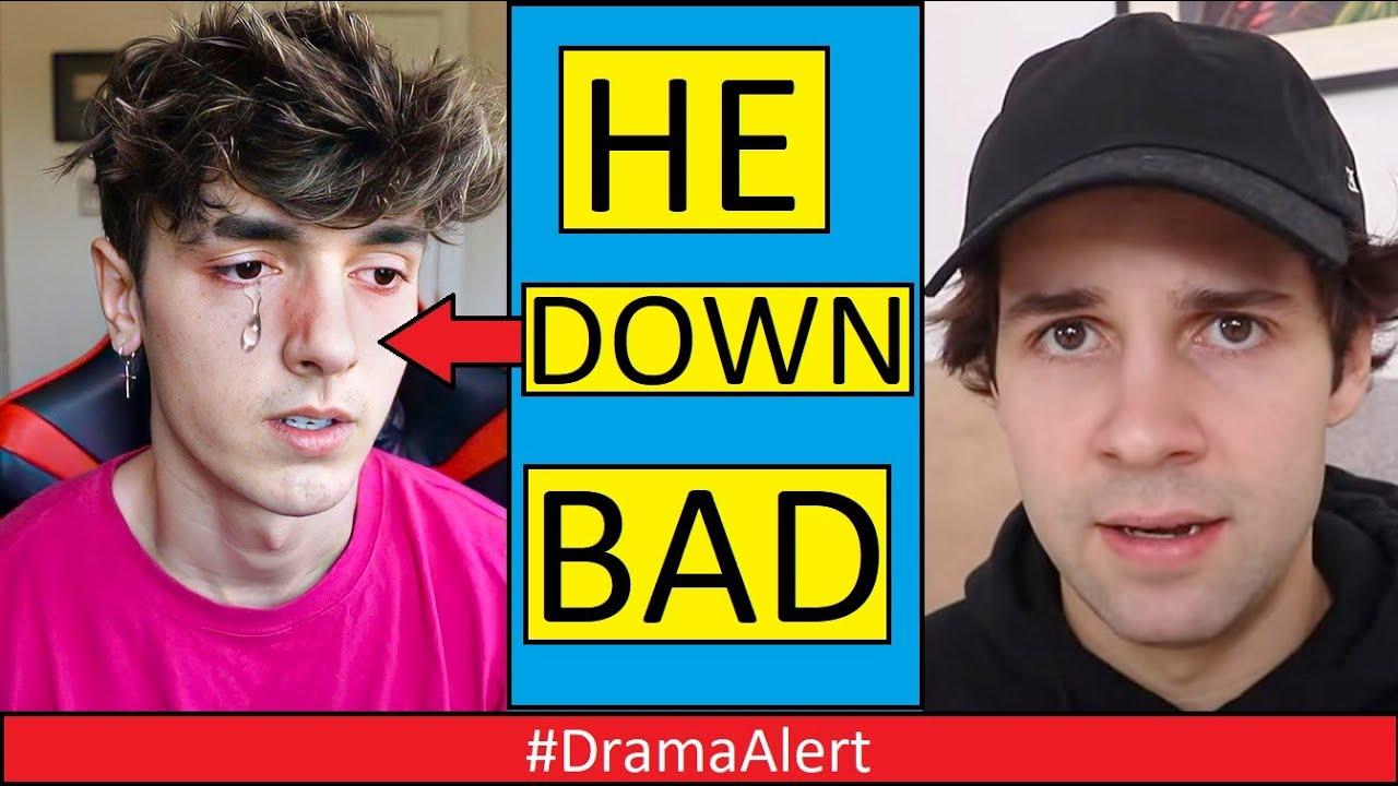 Bryce Hall DOWN BAD! #DramaAlert - David Dobrik CANCELLED AGAIN! - KSI & MrBeast - LAWSUIT! xQc!