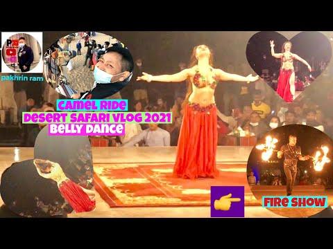Desert Safari With Belly Dancing | Dubai, UAE 2021-Vlog | Happy New Year 2021