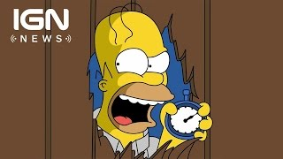 The Simpsons Season 28 to Feature First Hour-Long Episode - IGN News