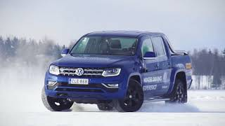 Amarok Winter Driving Experience 2018