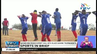 Uganda wins gold in volleyball and netball in EA Military Games