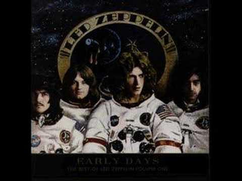 Led Zeppelin - If I Were a Carpenter