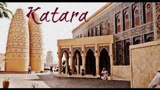 Katara Cultural Village and Beach feat. Classical Music 1812 by Tchaikovsky