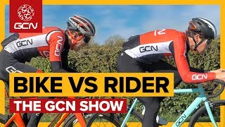 Can A Super Bike Make Up For A Lack Of Talent? | The GCN Show Ep. 325