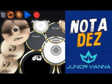 Real Drum 🎶Nota Dez - Junior Vianna🎶 Nilkson Drummer