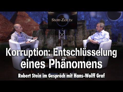 Korruption – ein universelles Phänomen - Hans-Wolff Graf bei SteinZeit