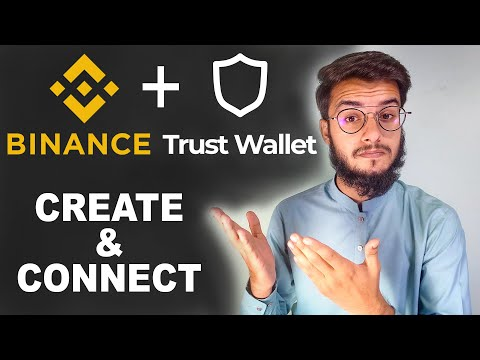 Binance To Trust Wallet | How To Create Trust Wallet Account | Trust Wallet Binance Smart Chain